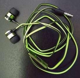 Audífonos Con Micro Colores Variados