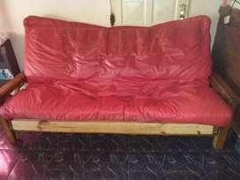 Vendo futon grande