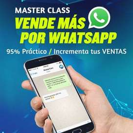 APRENDE A VENDER CON WHATSAPP BUSINESS