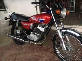 Yamaha rx 100 preparada