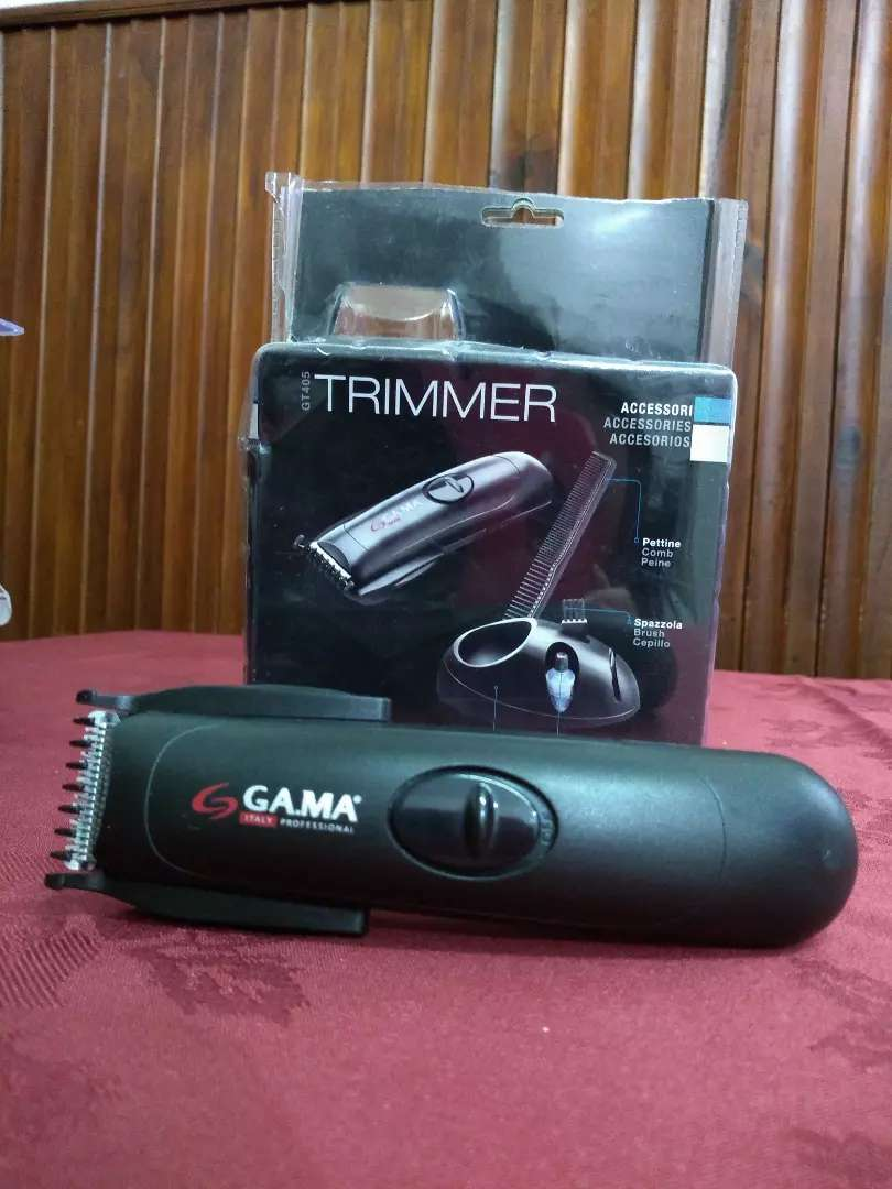 Trimmer Gama 0