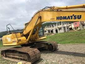 Venta excavadora Komatsu PC200LC-8