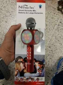 Micrófono infantil