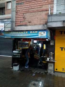 Oferta vendo bar restaurante buen precio negociable 12 millones