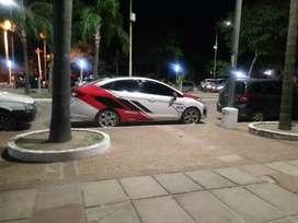 Vendo permuto ford fiesta kinetic designe modelo 2011