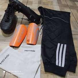 Kit de indumentaria futbolística