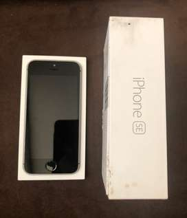 Iphone SE 64 gb, flamante
