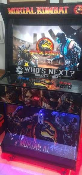 Nueva maquina Arcade con ps3 o ps4