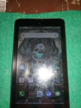 Tablet pixi alcatel onetouch esacio de 8GB
