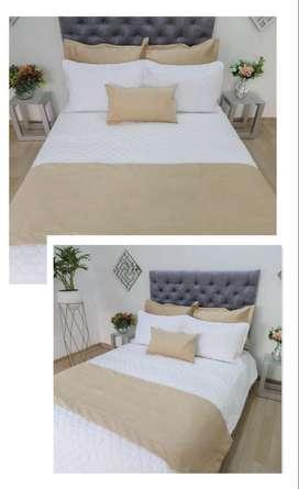 hermosas pashminas para tu cama