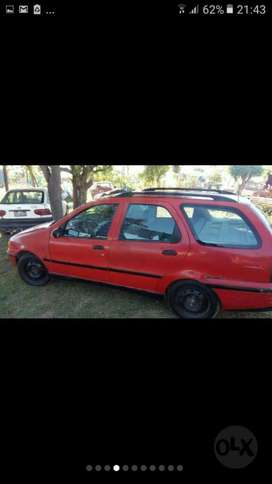 Fiat Palio Weekend Mod 98 con Gas Andand