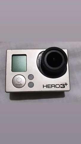 Go pro heroe 3+ black