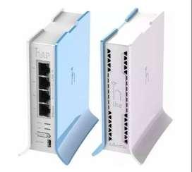 Router mikrotiMikrotik Rb941-2nd-tc Hap Lite Router Wifi C/fuente