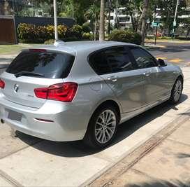 BMW 118i como NUEVO! 6600kms.