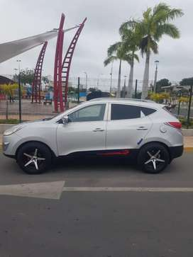 Hyundai Tucson ix 2012 flamante
