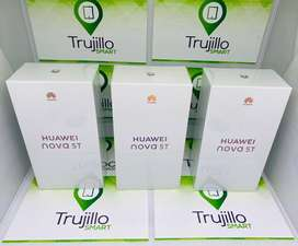 Huawei Nova 5T 128 gb Tienda Fisica 1 año de garantia