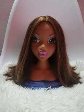 Rostro de muñeca BRATZ