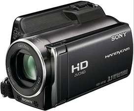 Cámara de Video Sony HDR-XR150 HD Handycam lente Carl Zeiss Vario-Tessar