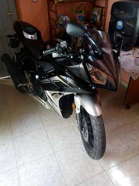 Yamaha R15 2013 pistera