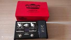 Pedalera Multiefectos Guitarra Vox Stomplab 2g
