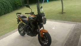 Kawasaki Versys 650 - 2012- 4.600km!!