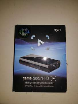 Capturadora Elgato Gaming HD