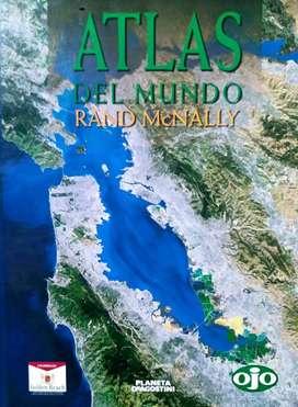 Atlas Del Mundo - RAND McNALLY, DeAGOSTINI - Diario OJO