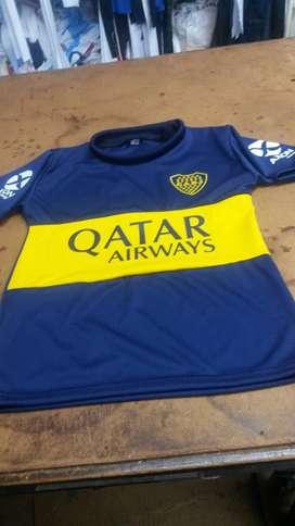 camiseta futbol Boca Juniors