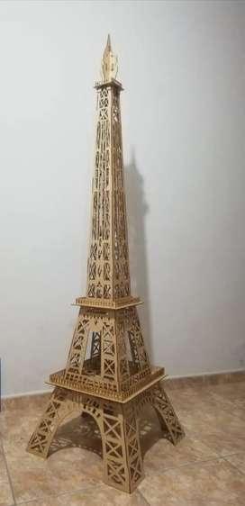 Torre Eiffel en oferta.