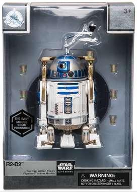 Star Wars Serie Elite R2-D2 Figura de Acción.