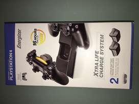 Cargador control PlayStation 4 y 3 Energizer