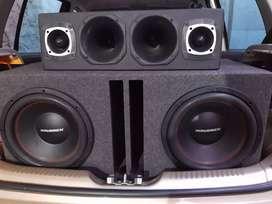 Audio Car.