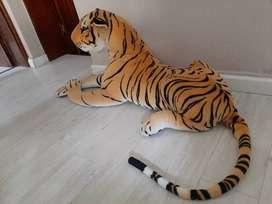 Salta- Tigre peluche  gigante