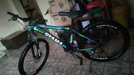 se vende bicicleta oyama