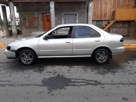 Se vende Nissan Sentra exsaloom en exelentes condiciones