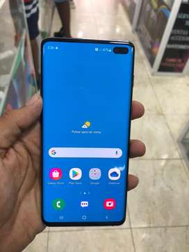 Samsung s10 plus impecable