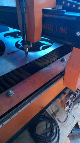 Alquilo máquina de corte plasma cnc chorro agua