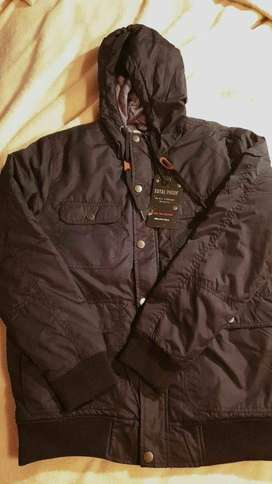 Campera impermeable legacy talle S