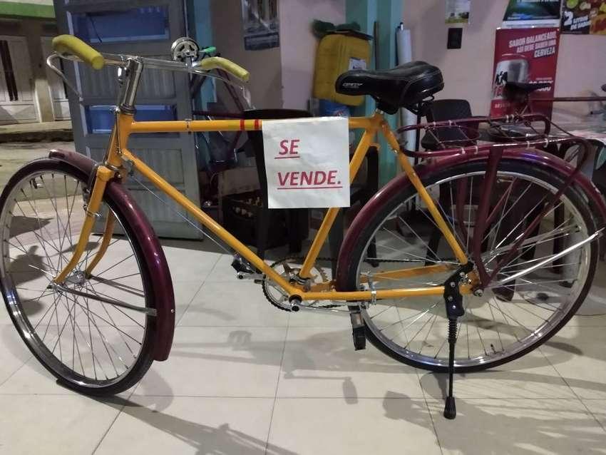 Bicicleta Monark Turismo 1980