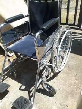 silla de ruedas económica