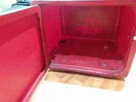 Vendo Cajón/baúl de domicilios listo para instalar