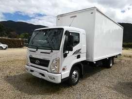 Camión Hyundai EX100 7 Toneladas SIN FURGON Cabina semi extendida