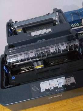 Impresora matericial HP- vendo o permuto. ofertas al mp