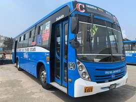Bus urbano / tranporte de personal hyundai a gas GNV