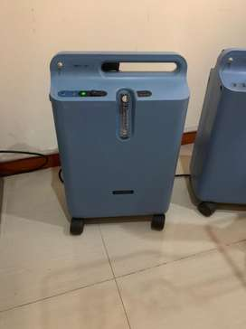 Concentradores terapia respiratoria