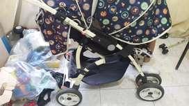 Vendo coche de bb americano baby Kart