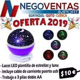 LAMPARA CÓSMICA LED