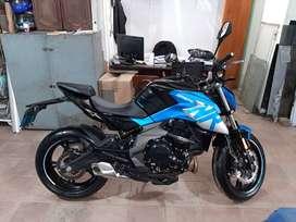 Cf moto 2021 naked