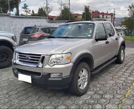 FORD SPORT TRACK, 4X4, 2007, FLAMANTE