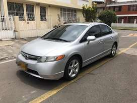 Vendo Vehiculo Honda Civic EX 2008 en excelente estado